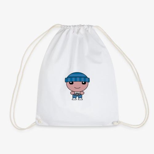 Beanie Hatters Mascot - Drawstring Bag