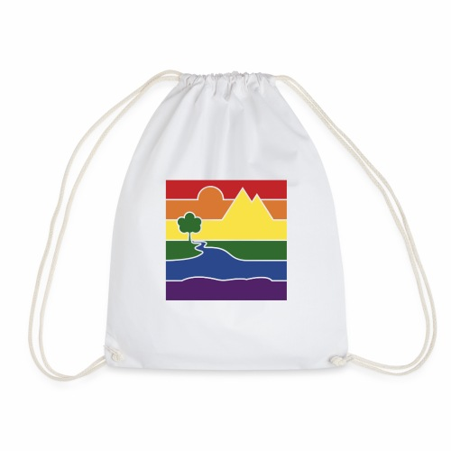 GOC Logo No Text - Drawstring Bag