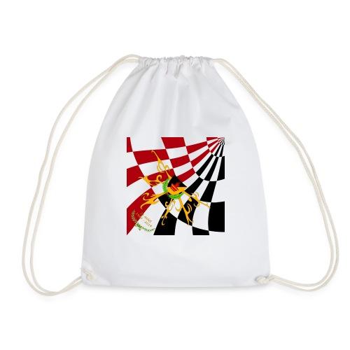 Spilla Flag - Sacca sportiva