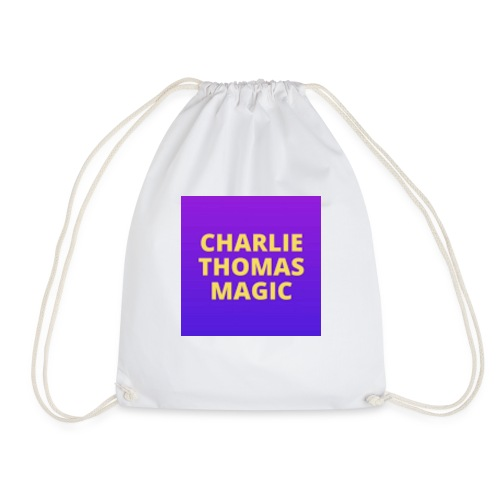 Charlie Thomas Magic - Drawstring Bag