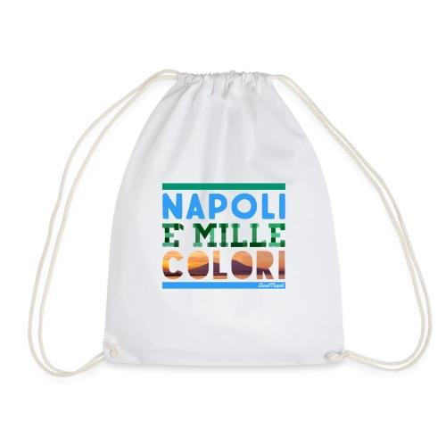 Napoli è mille colori - Sacca sportiva