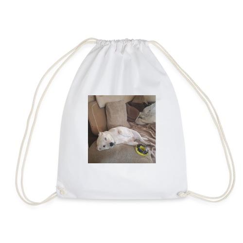 dog life - Drawstring Bag