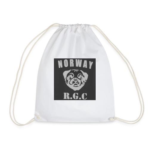 rgc hovedmerke - Gymbag