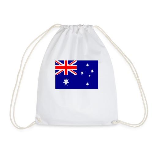 Australia flag - Drawstring Bag