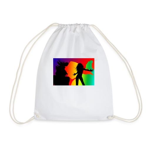 PARTY TIME FASHION - Drawstring Bag