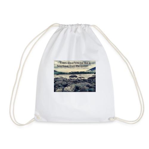Oceanheart - Gymbag
