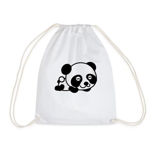 Panda t-shirt - Sacca sportiva