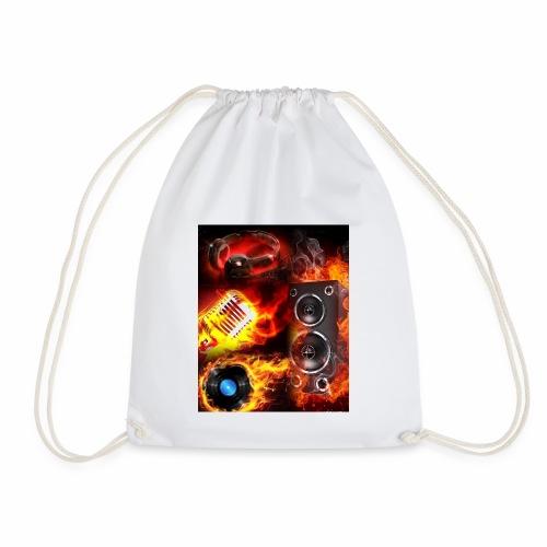 GC Flames - Drawstring Bag