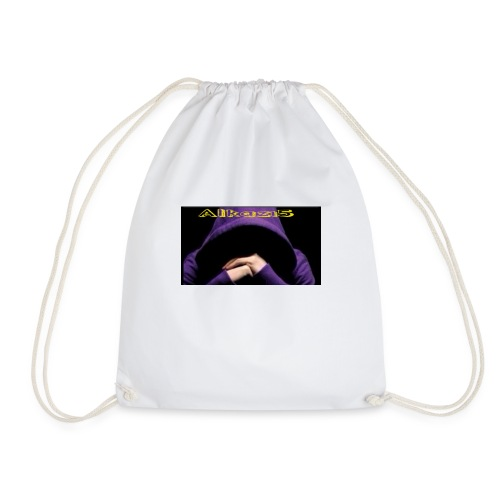 Alkazi5 t shirt - Drawstring Bag