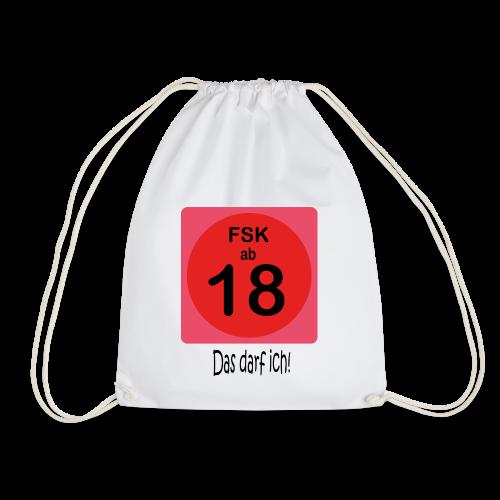 FSK 18 - Turnbeutel