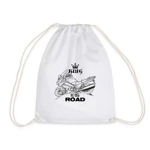0882 FJR KING of the ROAD - Gymtas