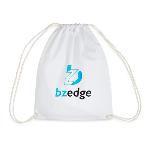 BZEdge Cutting Edge Crypto - Drawstring Bag