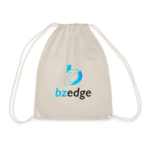 BZEdge Cutting Edge Crypto - Drawstring Bag