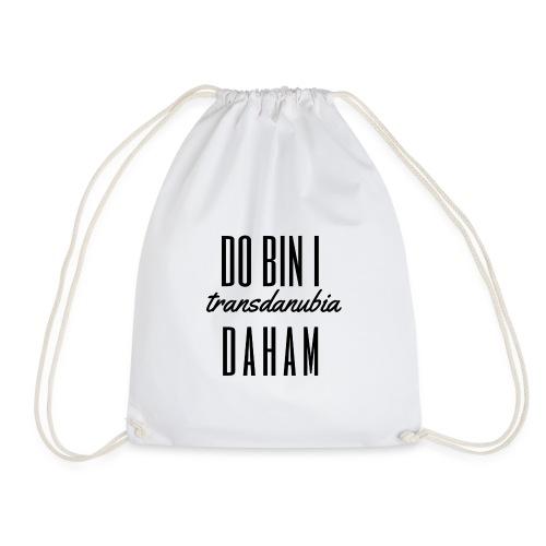dio bin i Daham - Turnbeutel