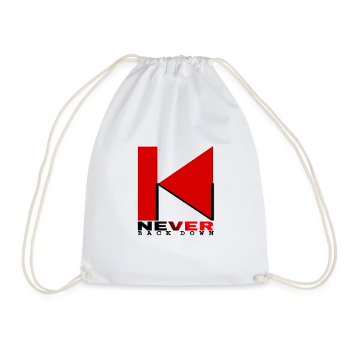 NEVER BACK DOWN - Sac de sport léger