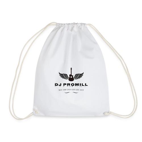 DJ PROMILL - Turnbeutel