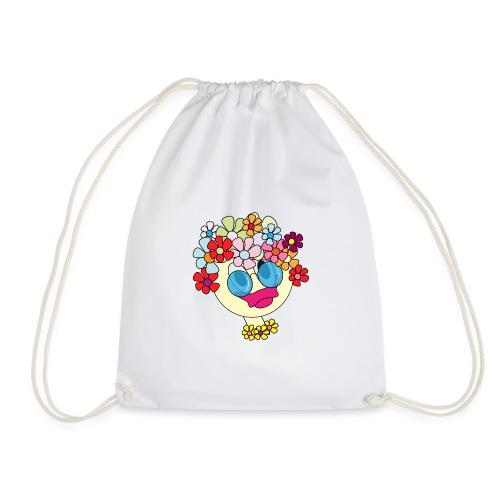 flowergirl soft - Turnbeutel