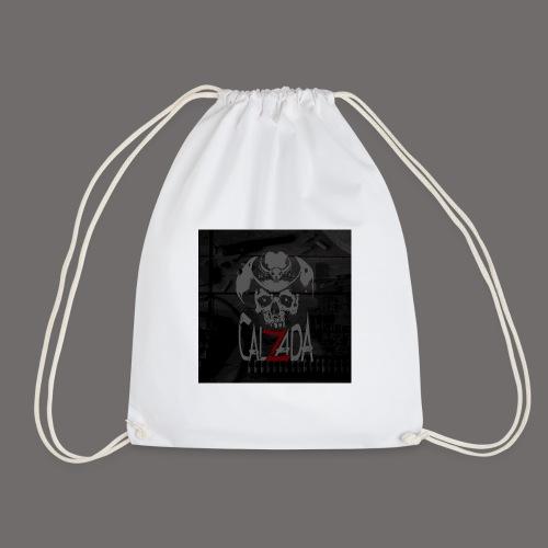 Calzada skull - Gymbag