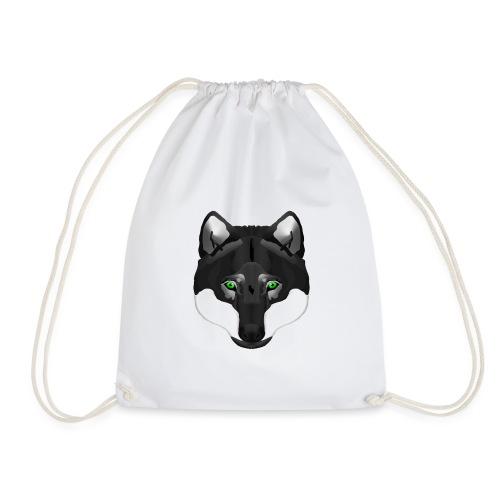 Wolf Head - Turnbeutel