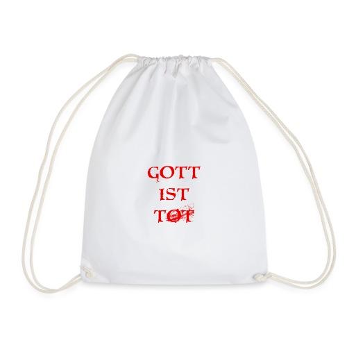 Gott ist tot - Drawstring Bag