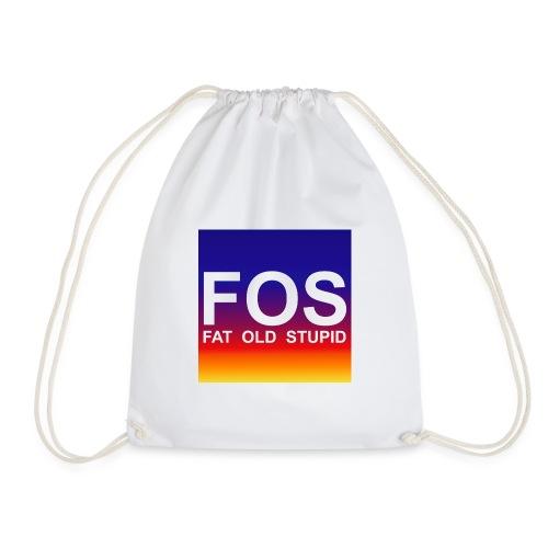 FOS - Fat Old Stupid - Turnbeutel