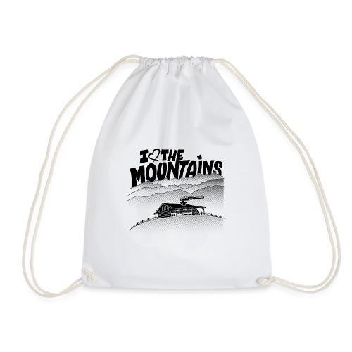 I love The Mountains - Gymtas