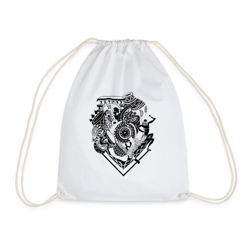 afrocentrique - Drawstring Bag