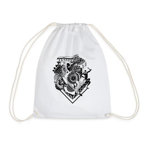 afrocentrique - Drawstring Bag