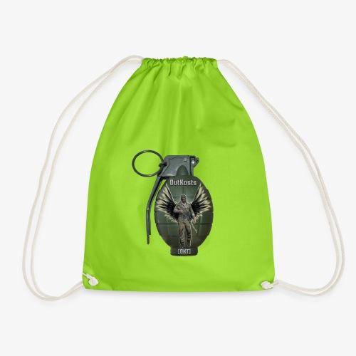 grenadearma3 png - Drawstring Bag