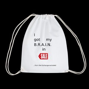 Brain in Sale - Turnbeutel