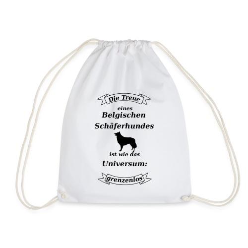 Belgischen Schaeferhundes Treue - Turnbeutel