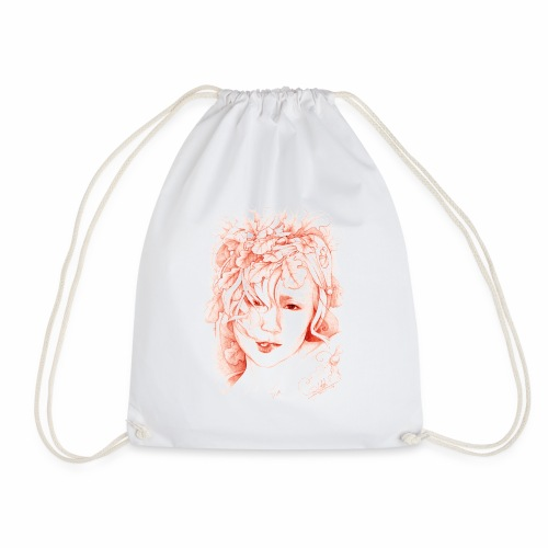Sexy wood nymph - Drawstring Bag