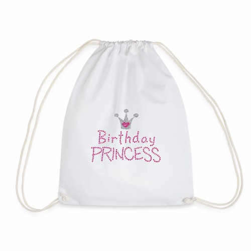 princess - Drawstring Bag