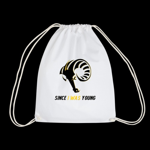 Since I Was Young - Drawstring Bag