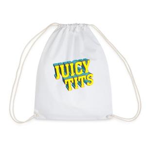 JUICY TITS - Drawstring Bag