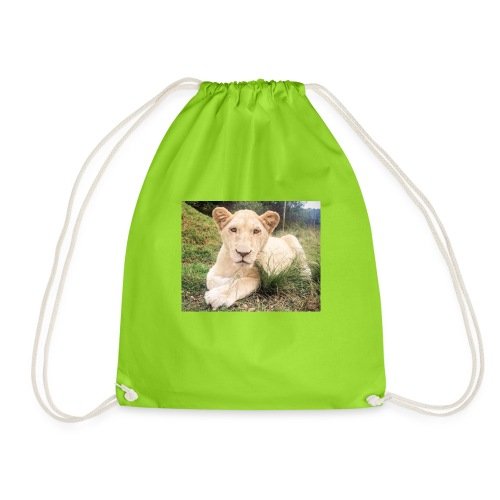 10536 2Cmoomba groot - Drawstring Bag