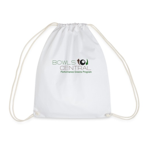 Performance greens progra - Drawstring Bag