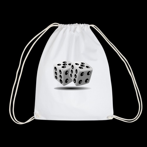 Dices - Drawstring Bag