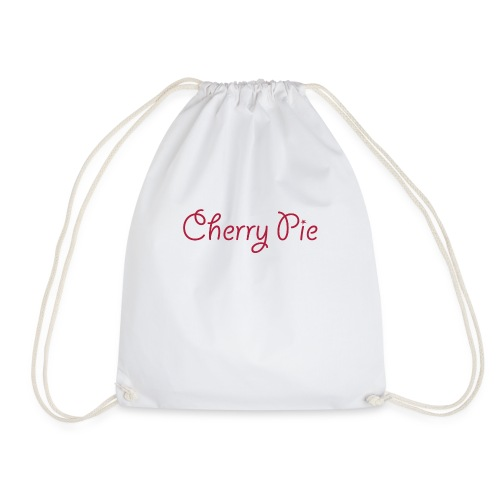 Cherry Pie - Drawstring Bag