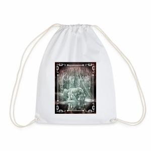 king yogi - Drawstring Bag