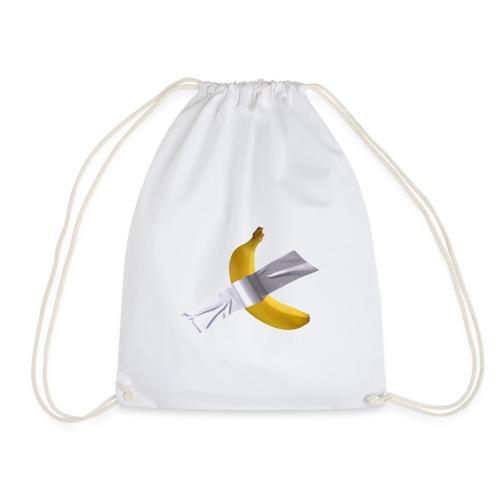 Banana art - Sacca sportiva