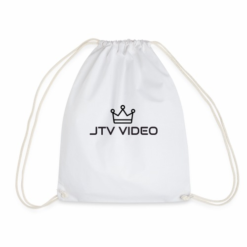 JTV VIDEO - Drawstring Bag