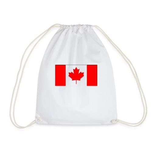 Kanada Fahne - Turnbeutel