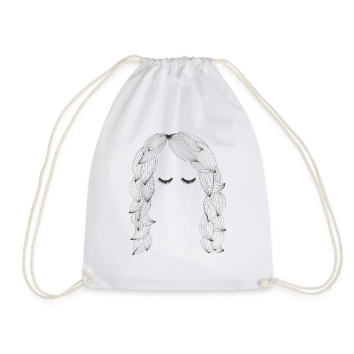 Freckled - Drawstring Bag