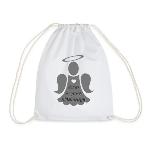 Débardeur bio femme Dans la peau d'un ange - Drawstring Bag