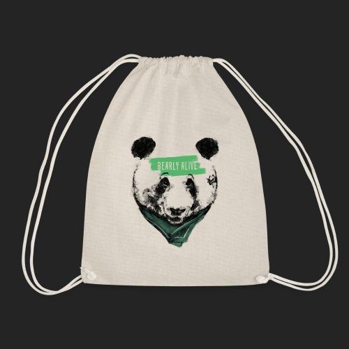 Panda bearly alive - Sac de sport léger