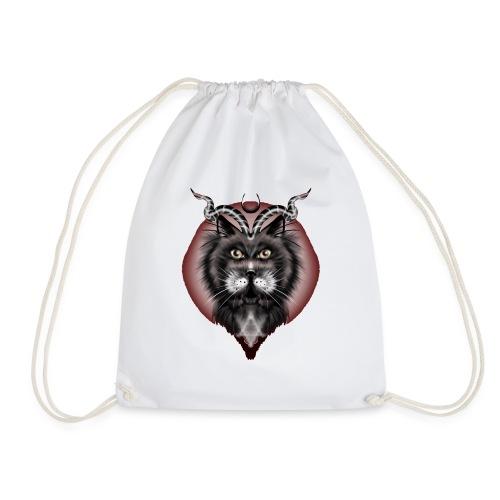 chat du diable - Sac de sport léger
