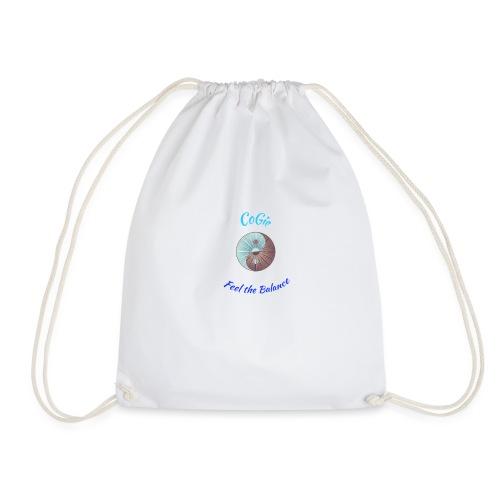 CoGie, Feel the Balance - Drawstring Bag