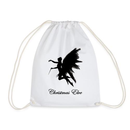 Isle of Christmas Elves - Drawstring Bag
