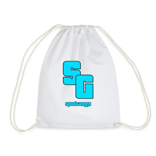 SpudGamer Logo - Drawstring Bag